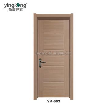 China Suppliers Damp-proof Security Door Kerala House Main Door Designs  Interior Solid Teak Wooden Door Price - Buy Security Door,Kerala House Main