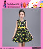 latest design free necklace baby kids casual dresses Europe hot sale angel dresses for kids