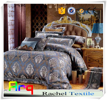 New Classic Jacquard High Class Star Hotel Bed Sets,Bedspread ...