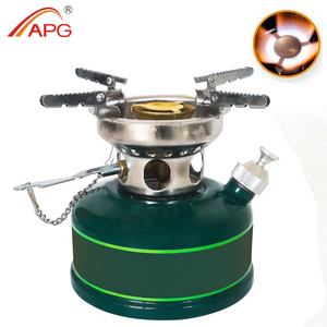 APG New China Folding Mini Camping Gas Backpacking Stove