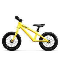 Best selling Aluminum alloy frame fork 12 inch tire balance bicycle for child