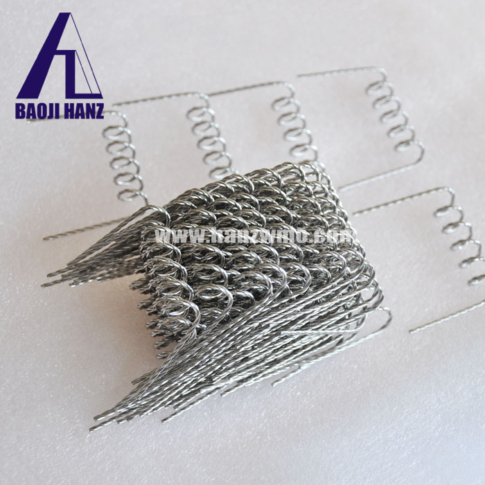 tungsten wire used heating element