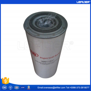 lefilter Ingersoll rand compressor fuel filter cartridge 22436323