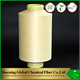 Trade Assurance Elastic Covered Yarn Dty 75/72 White Easy Dye Cationic Polyester