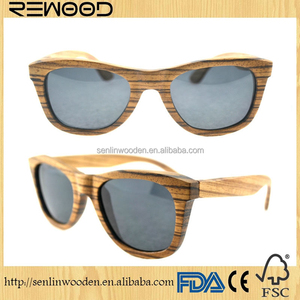 07c628e986b 2016 Zabrawood wooden sunglasses customized quick delivery OEM wood small  order