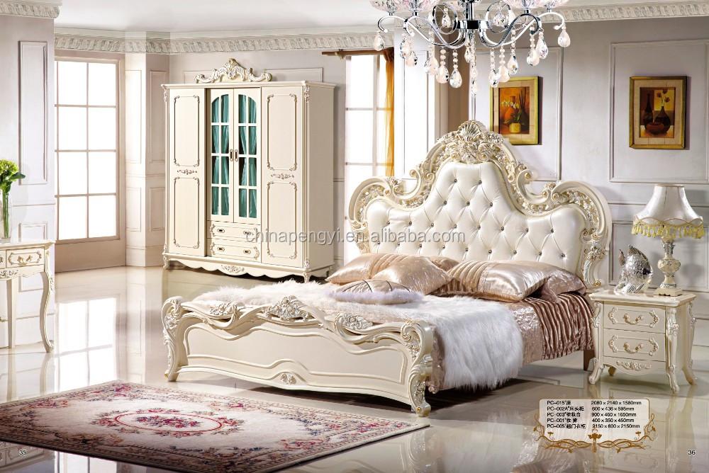 Foshan Möbel Markt Klassischen Moderne Türkische Schlafzimmer Möbel