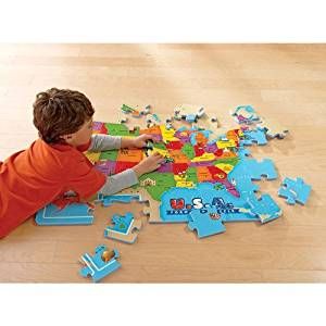 Buy Educational Insights World Foam Map Puzzle in Cheap Price on m ...