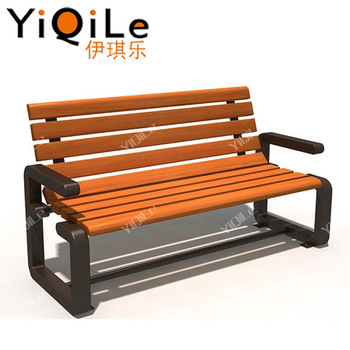 Strong Metal Park Bench For Sale