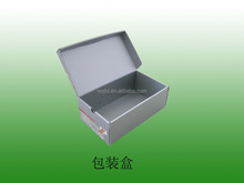 pp corrugated material clear plastic shoe boxes with lids