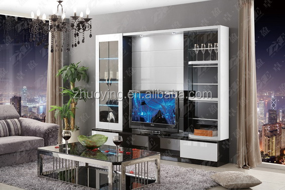 New Modern Cheap Living Room Furniture Tv Wall Unit Buy Cheap Living Room Furniture New Model
