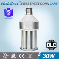 Holdled led street light 30w led corn light bulb E39 E40 UL listed