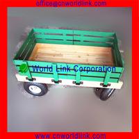 High Quality Wheelie Kids Collapsible Wooden Garden Cart