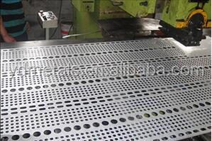 perforated stainless steel metal coils