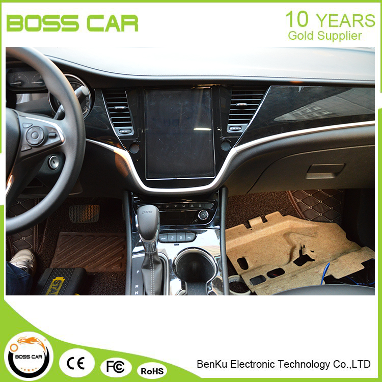 BOSSCAR Android Navigation capacitive car screen for Buick Verano