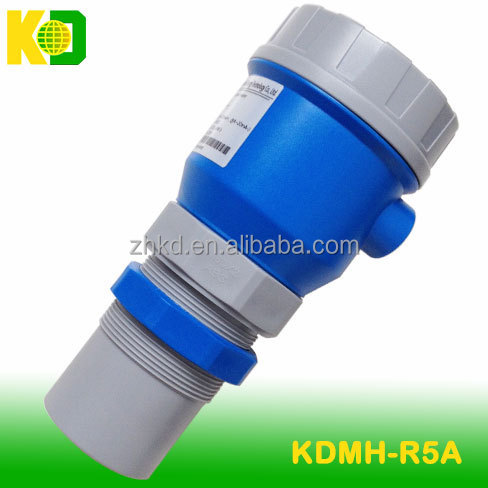 Ultrasonic water level sensor