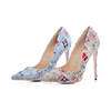 Fashion Women New Style Stilettos High Heel Pumps Ladies Fancy Summer Dress Shoes
