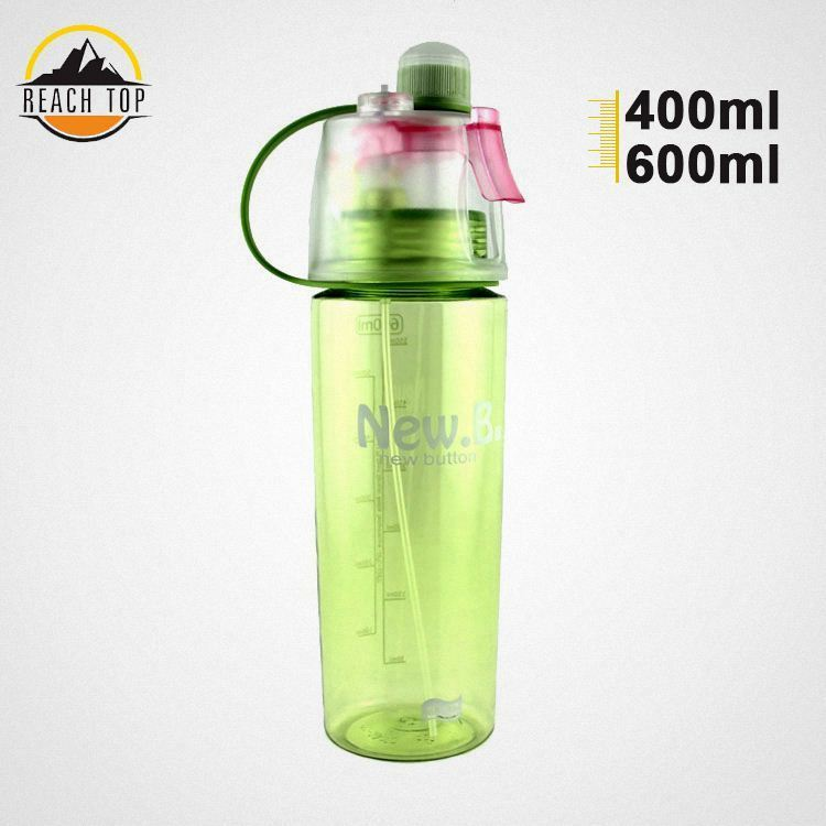 2017 lovely sports bottle with infusion plastic water bottle