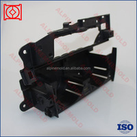 Custom car batteries battery box plastic injection moulded from injection mold manufacturer