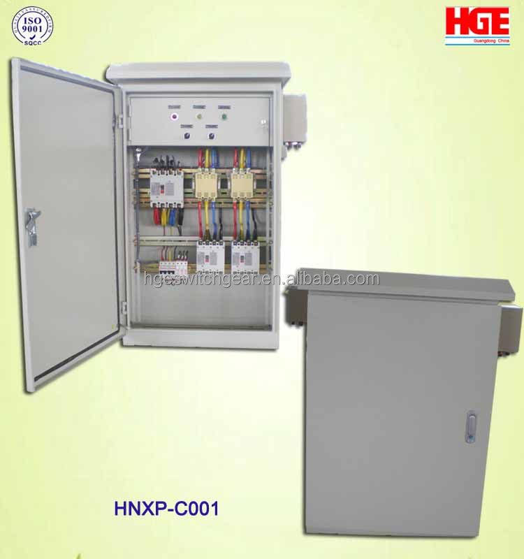 OEM low voltage power cabinet electric distribution board control panel for kiosk lighting