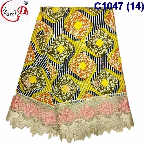 Wholesale Best- Selling Africa Pattern Real Wax Fabric Nigerian ...