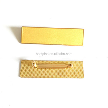 Mat Gold Recessed Office Blank Rectangle Staff Id Name Badges - Buy Staff  Id Name Badges,Office Blank Rectangle Name Badges,Mat Gold Recessed Name