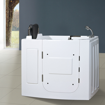 hs-1108 handicapped walk in tub/ bathtub for disabled/ walk in