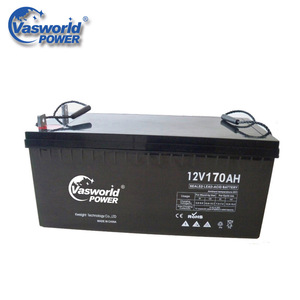 Quality Heavy Weight Lead Acid Battery 150Ah 12V 170Ah