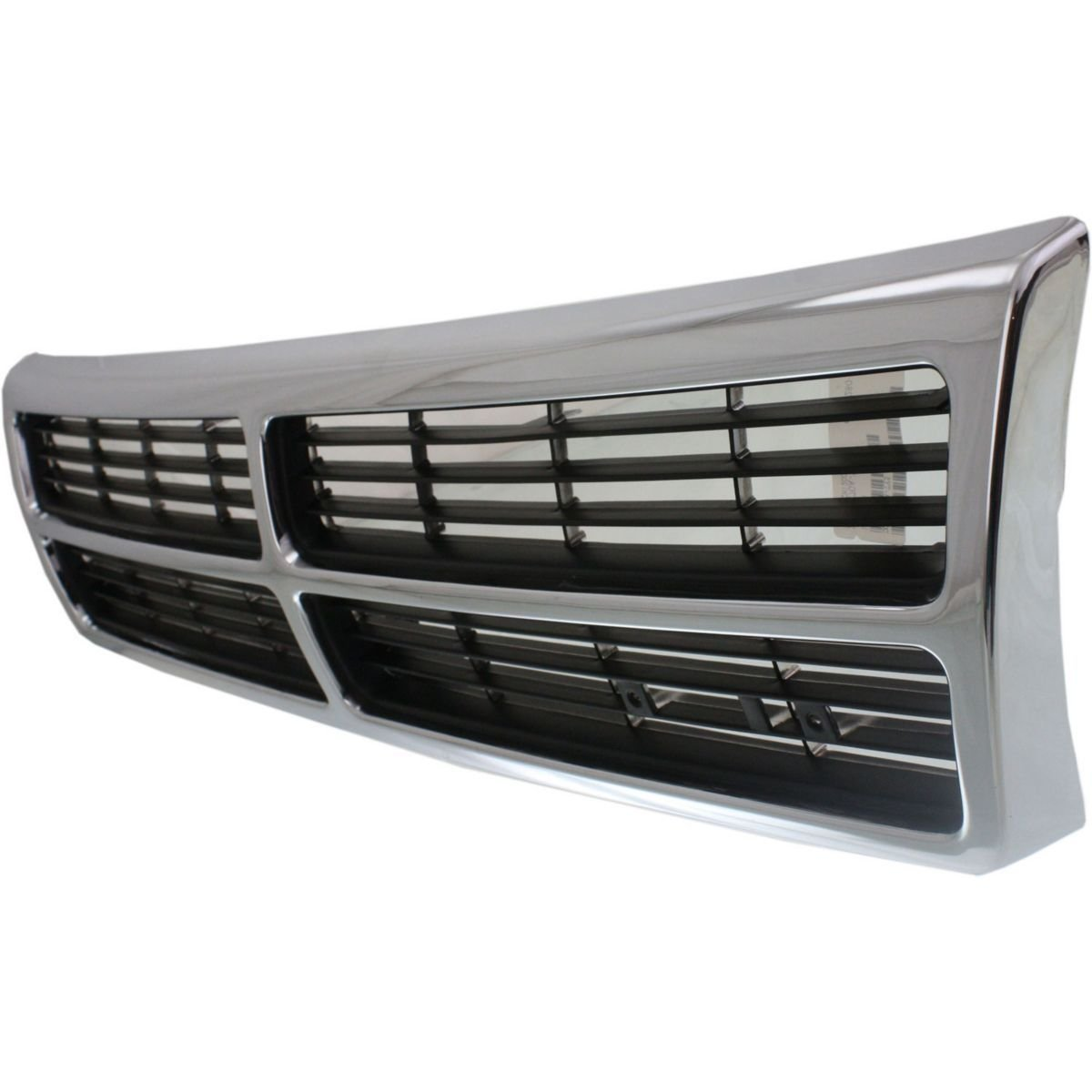 Diften 102-A7289-X01 - New Grille Assembly Grill Chrome Dodge Caravan 95 94 93 92 91 CH1200145 4676010