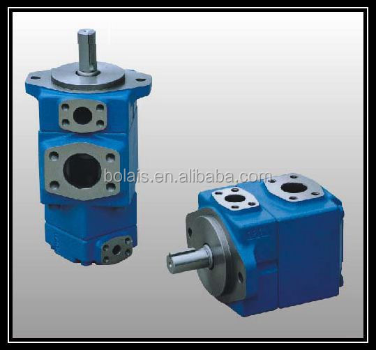 hydraulic vane pumps for mini excavators