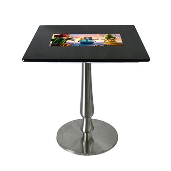 new style multi coffee table top touch screen with windows/android system