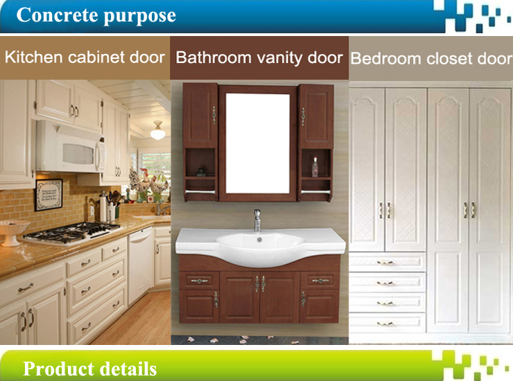pvc foil wrapped kitchen mdf cabinet doors buy mdf cuisimax thermofoil kitchen cabinets