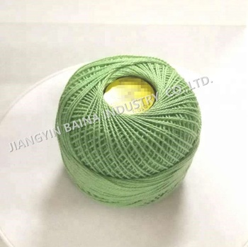 50g High Quality Multicolor 100 Combed Cotton Crochet Knitting
