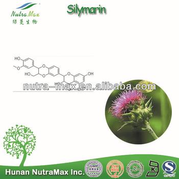 NutraMax Supply-Silymarin Extract/Silymarin Extract Powder/Silymarin Extract 80%