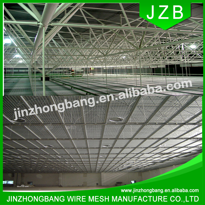 JZB-Factory direct sale hot dip galvanized steel grating weight