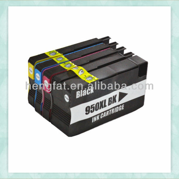 New 950/951 Inkjet Cartridge Compatible for HP 950 XL HP 951 XL ink cartridge for HP OfficeJet Pro 8100 9600