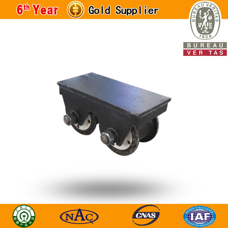 Superior quality YGP track panel trolley