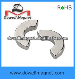 Neodymium Curved Magnets