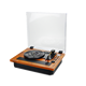 USB SD Card Recorder Radio Antique Gramophone LP Vinyl Turntable Record Player