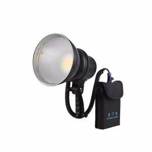 LED 60W handle LED light Studio Sun Light continuous color 5400K color temperatura battery powered portable outdoor light