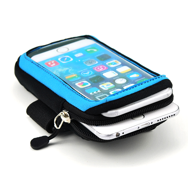 Sport Cycling Running Gym Arm Bands bag For Mobile phone MP3 MP4 Keys Money