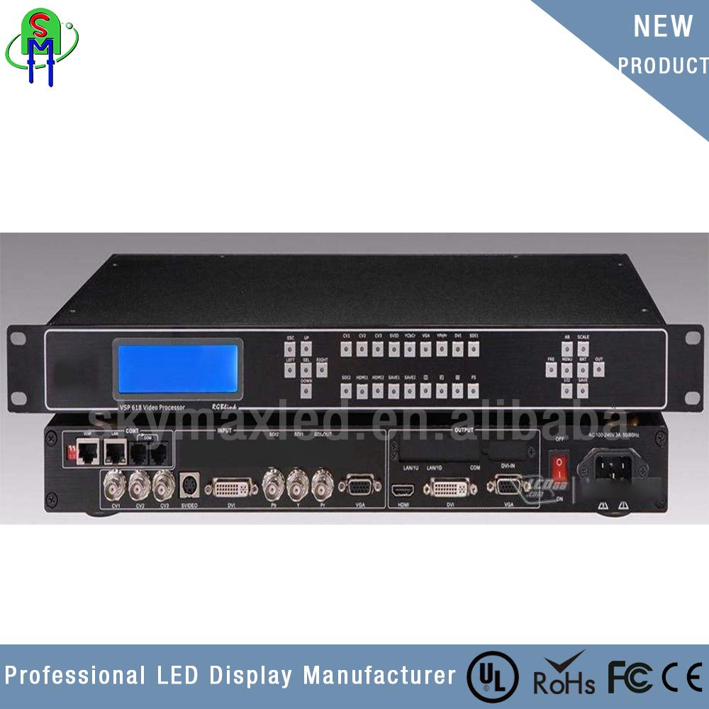 LVP606 Led Sync820H led display video processor HDMI video wall processor