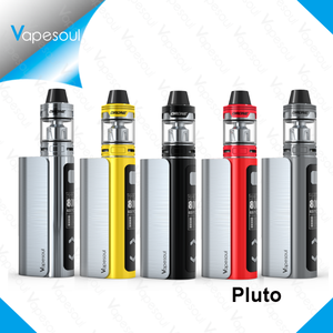 Vapor starter kit smoke shop supply vaporizer Pluto kit Itsuwa Vapesoul