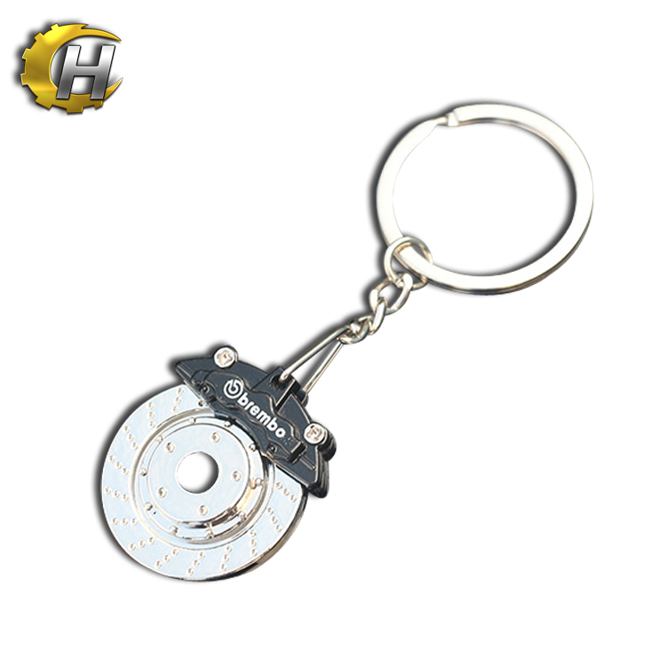 Custom Promotion Enamel Car Key Chain,Make Metal Keychain