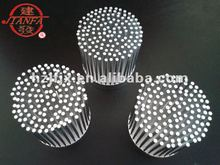 High Power LED Aluminum Extrusion, Cold Forging Heatsink