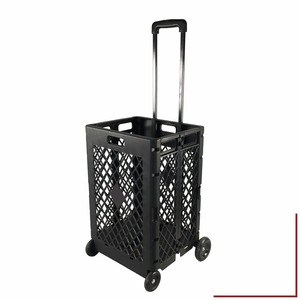 Hot-sell quality outdoor folding shopping cart trolley