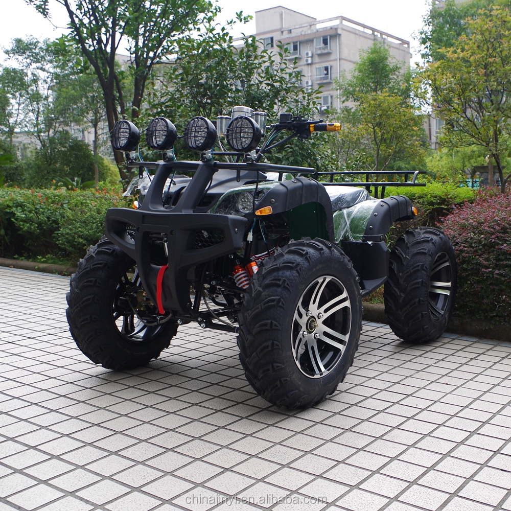 New Product Size 4 Wheeler 1500w Electric Atv Atvs For S On Alibaba