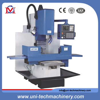 Xk7136c Bench Top 3 Axis Cnc Milling Machine For Sale