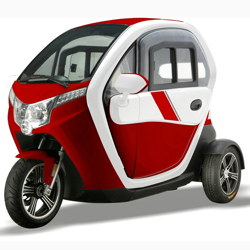 Professional production New EEC Approval 2000w Power Adult 3 Wheel electric tricycle eec