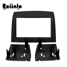 2 Din Car Frame Dash Kit / Car Fascias / Mount Bracket Panel For Toyota Sienna 2002 2003 2004 2005 2006 2007 2008 2009 2010