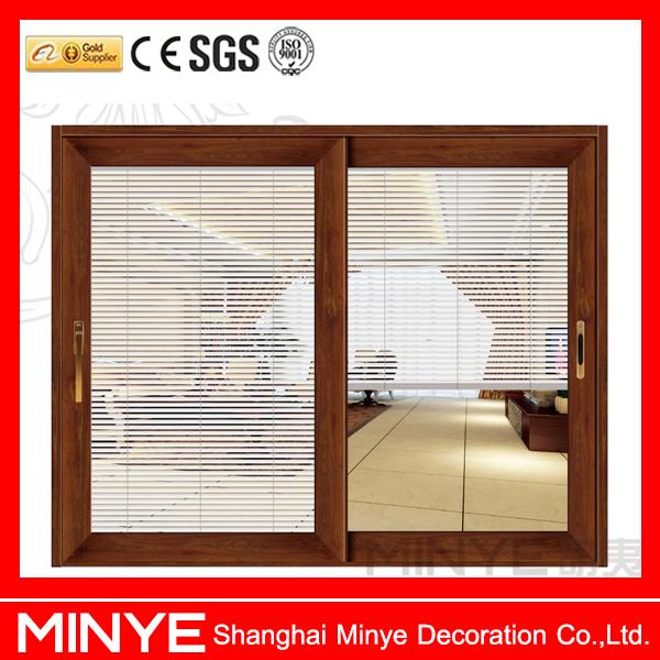 China Senior Supplier Aluminum Interior Door Low Tracks Double ...